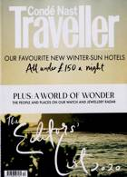 Conde Nast Traveller  Magazine Issue DEC 20