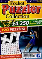 Puzzler Pocket Puzzler Coll Magazine Issue NO 99