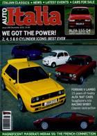 Auto Italia Magazine Issue NO 298