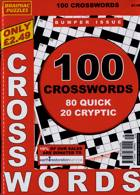 Brainiac Crossword Magazine Issue NO 116