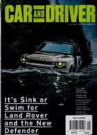 Car & Driver (Usa)  Magazine Issue NOV 20