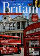 Discover Britain Magazine Issue DEC-JAN