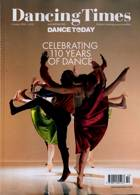 Dancing Times Magazine Issue OCT 20