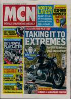 Motorcycle News Magazine Issue 39