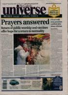 Catholic Universe Magazine Issue 27/11/2020