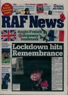 Raf News Magazine Issue 13/11/2020