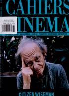 Cahier Du Cinema Cdu Magazine Issue NO 769