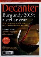 Decanter Magazine Issue FEB 21