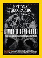 National Geographic Magazine Issue NOV 20