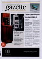 Antique Trades Gazette Magazine Issue 14/11/2020