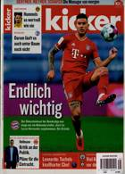 Kicker Montag Magazine Issue NO 45