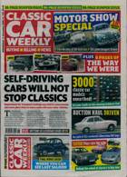 Classic Car Weekly Magazine Issue 11/11/2020