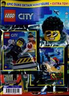 Lego City Magazine Issue NO 33