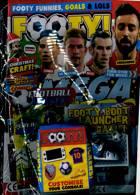 Footy Magazine Issue NO 28