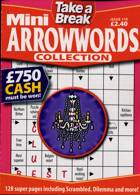 Tab Mini Arrowwords Coll  Magazine Issue NO 110