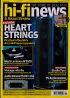 Hi-Fi News Magazine Issue JAN 21