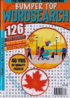 Bumper Top Wordsearch Magazine Issue NO 183