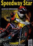 Speedway Star Magazine Issue 14/11/2020