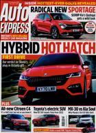 Auto Express Magazine Issue 09/12/2020