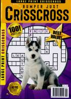 Bumper Just Criss Cross Magazine Issue NO 90