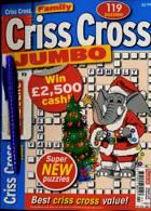 Family Criss Cross Jumbo Magazine Issue NO 92