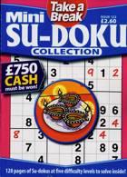 Tab Mini Sudoku Collection Magazine Issue NO 122