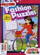 Puzzlelife Junior Gold Magazine Issue FSHN PZ22