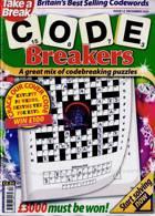 Take A Break Codebreakers Magazine Issue NO 12