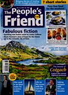 Peoples Friend Magazine Issue 14/11/2020