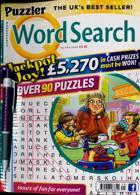 Puzzler Q Wordsearch Magazine Issue NO 549