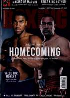 Boxing News Magazine Issue 10/12/2020