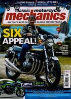 Classic Motorcycle Mechanics Magazine Issue JAN 21