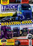 Truck And Driver Magazine Issue JAN 21