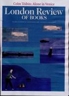 London Review Of Books Magazine Issue VOL42/22