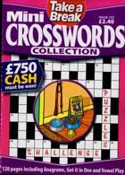 Tab Mini Crossword Coll Magazine Issue NO 122