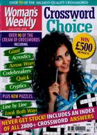 Womans Weekly Crosswo Choice Magazine Issue NO 13