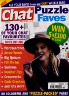 Chat Puzzle Faves Magazine Issue NO 13