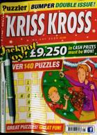 Puzzler Kriss Kross Magazine Issue NO 241