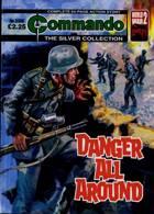 Commando Silver Collection Magazine Issue NO 5386