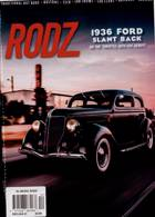 Ol Skool Rodz Magazine Issue DEC-JAN