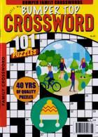 Bumper Top Crosswords Magazine Issue NO 95