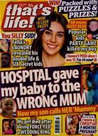 Thats Life Magazine Issue NO 47
