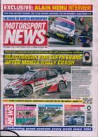 Motorsport News Magazine Issue 09/12/2020