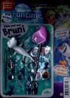 Frozen Funtime Magazine Issue NO 16