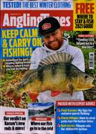 Angling Times Magazine Issue 10/11/2020