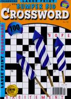 Bumper Big Crossword Magazine Issue NO 138