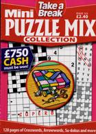 Tab Mini Puzzle Mix Coll Magazine Issue NO 122