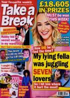 Take A Break Magazine Issue NO 47