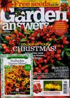 Garden Answers Magazine Issue DEC 20