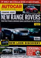 Autocar Magazine Issue 11/11/2020